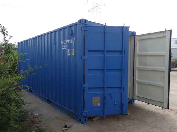 Containerized Incinerator 1
