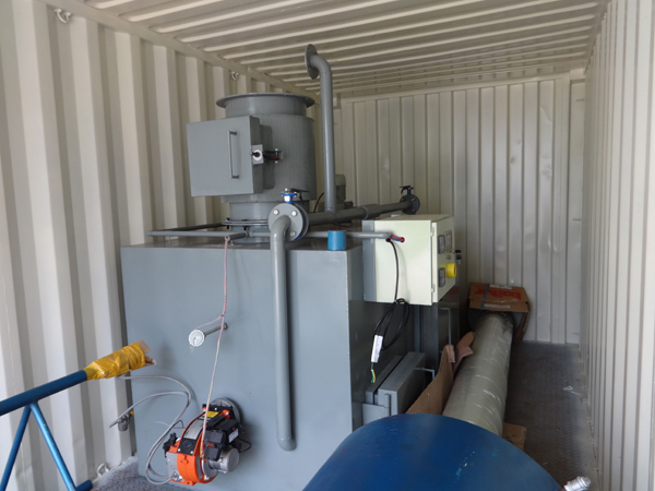 Containerized Incinerator 2